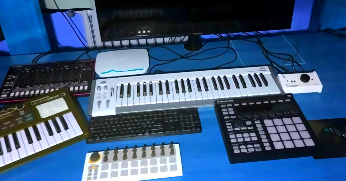 """Musica Elettronica - Scuola di Musica """"Piano, Solo"""""""