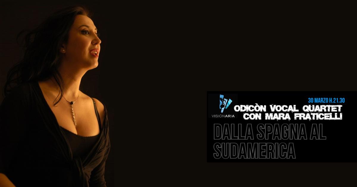 """Odicon Vocal Quartet con Mara Fraticelli - Scuola di Musica """"Piano, Solo"""""""