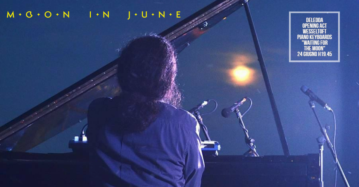 "Waiting for the Moon | Moon In June - Scuola di Musica ""Piano, Solo"""