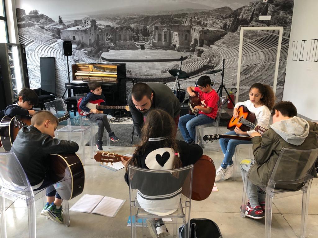 Orchestra di Chitarre - Scuola di Musica