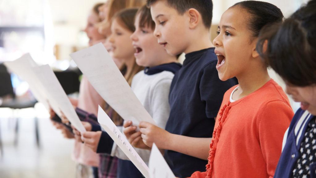 Laboratorio Coro di Voci Bianche - Scuola di Musica