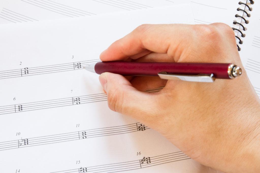 Laboratorio di Teoria & Armonia - Scuola di Musica