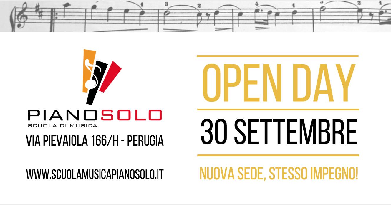 """Open Day - Scuola di Musica """"Piano, Solo"""""""